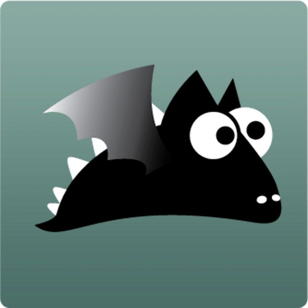 scary dragon - iphone app